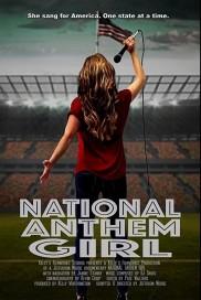 National Anthem Girl